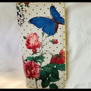 Handbags - Gorgeous Wallet French/Butterfly Design